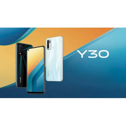 VIVO Y30 (4GB+128GB) 6.47 INCH SCREEN DISPLAY