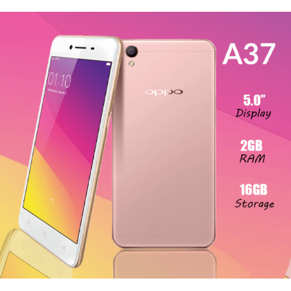 (Ready stock) Oppo A37 ~ Original Used set ~ TOP A Condition Like NEW